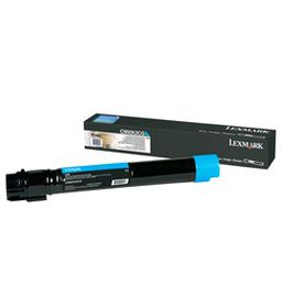 Lexmark C950 Cyan Extra High Yield Toner Cartridge (24K)