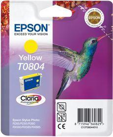 Epson T0804 Yellow Claria Photographic Ink Cartridge