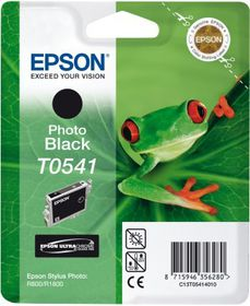 Epson T0541 Photo Black UltraChrome Ink Cartridge (Frog)