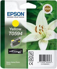 Epson Singlepack Yellow T0594 UltraChrome K3