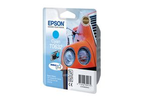 Epson T0632 Cyan Ink Cartridge (Truck)