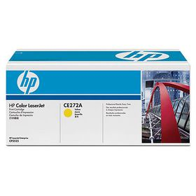 HP 650A Yellow LaserJet Toner Cartridge