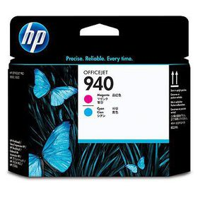 HP 940 Cyan/Magenta Officejet Printhead