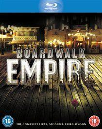 Boardwalk Empire: Seasons 1-3 (Import Blu-ray)