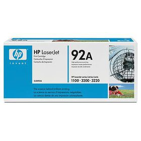 HP LaserJet C4092A Print Cartridge with Ultraprecise Toner