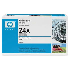 HP 24A Black LaserJet Toner Cartridge