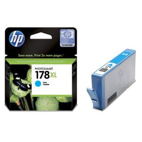 HP 178XL Cyan Ink Cartridge