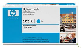 HP C645A Cyan Laser Toner Cartridge