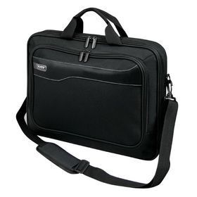"""Port Hanoi 17.3"""" Laptop ClamShell Case - Black"""