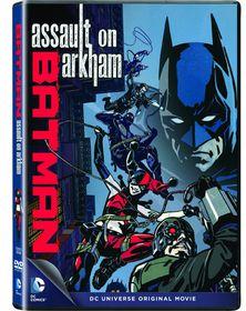 Batman: Assault On Arkham (DVD)