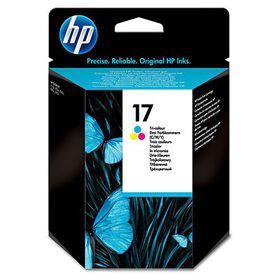 HP C6625A, 17 Tri-color Inkjet Print Cartridge