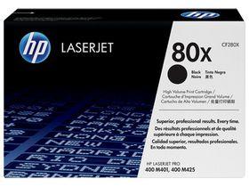 HP CF280X Black Contract LaserJet Toner Cartridge