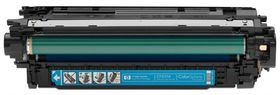 HP Color LaserJet Contract Cyan Print Cartridge