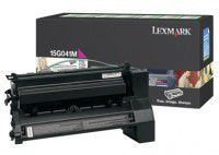 LEXMARK C752 / C760 / C762 Magenta Return Program Cartridge - 6 000 pgs