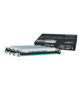LEXMARK C734 / C736 / X734 / X736 / X738 Photoconductor Unit, 4-Pack  - 20 000 pgs each