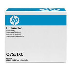 HP LaserJet Q7551X Contract Black Print Cartridge