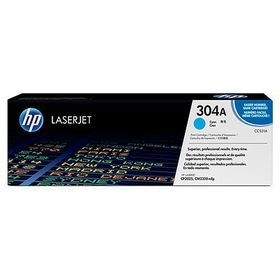 HP # CC531AC Cyan Contract LaserJet Toner Cartridge - New