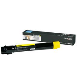 Lexmark C950 Extra High Yield Yellow Laser Toner Cartridge
