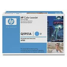 HP 643A Cyan LaserJet Toner Cartridge