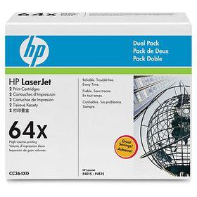 HP Black Dual Pack LaserJet Toner Cartridges