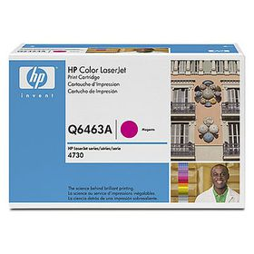 HP # Q6463AC Magenta Contract LaserJet Toner Cartridge