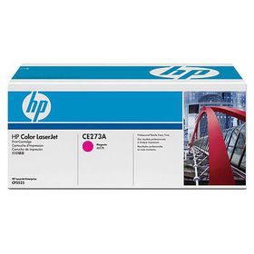 HP 650A Color LaserJet CP5525 Magenta Print Cartridge