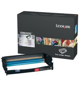 Lexmark E260X22G Black Photoconductor Kit