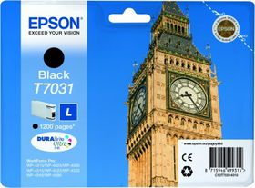 Epson T7031 Black Ink Cartridge