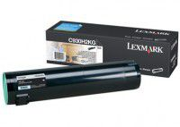 LEXMARK C935 Black High Yield Toner Cartridge - 24 000 pgs