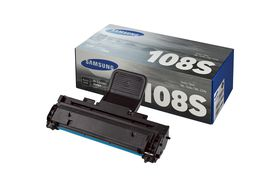 Samsung MLT-D108S Black Laser Toner Cartridge