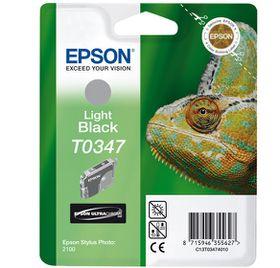 EPSON - Ink - T0347 - Light Black - CAMELEON - Stylus Photo 2100 / 2200