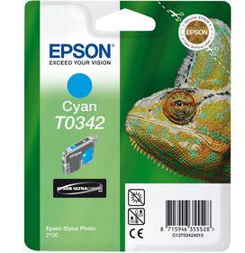 EPSON - Ink - T0342 - Cyan - CAMELEON - Stylus Photo 2100 / 2200