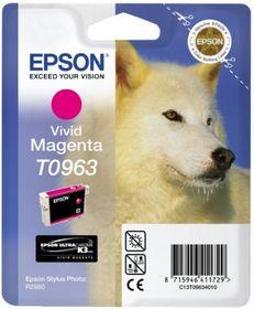 EPSON - Ink - T0963 - Magenta - Retail Pack - Stylus R2880