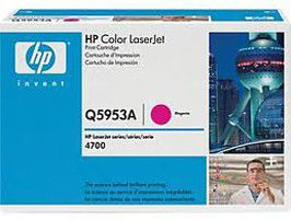 HP # Q5953AC Magenta Contract LaserJet Toner Cartridge - New