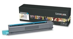 LEXMARK X925 Cyan High Yield Toner Cartridge - 7 500 pgs