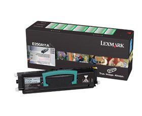 LEXMARK E250 / E350 / E352 Return Program Toner Cartridge - 3 500 pgs