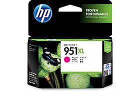 HP # 951XL Magenta Officejet Ink Cartridge Blister Pack