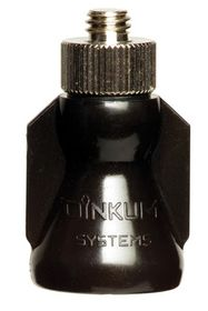 Dinkum Systems FlexiMount Top 0.9cm -16 Thread Stud - Black