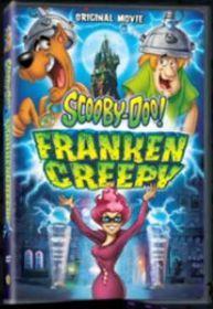 Scooby-Doo! Frakencreepy (DVD)