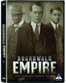 Boardwalk Empire Season 4 (DVD)