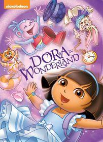 Dora The Explorer: Dora In Wonderland (DVD)