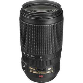 Nikon 70-300mm F4.5-5.6G AF-S IF-ED VR ED Lens