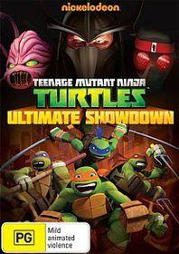 Teenage Mutant Ninja Turtles: The Ultimate Showdown (DVD)