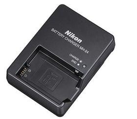 Nikon MH-24 Quick Charger for EN-EL14 Battery - Black