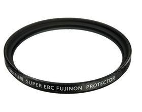 Fujifilm 62mm Protector Filter - Black