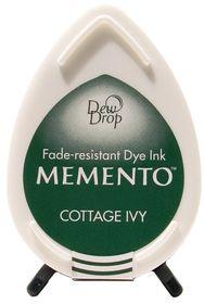 Tsukineko Memento Dew Drop Ink Pad - Cottage Ivy
