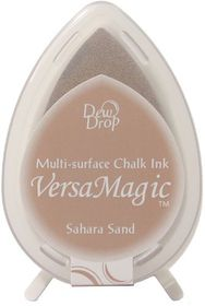 Tsukineko VersaMagic Dew Drop Ink Pad - Sahara Sand