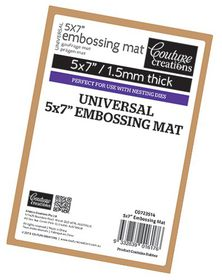 Artdeco Couture Creations Universal 5x7 Embossing Mat