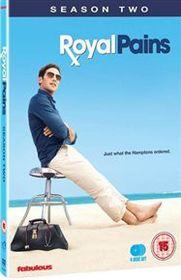 Royal Pains Season 2 (Import DVD)