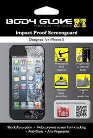 Body Glove Impact Proof Screenguard for iPhone 5 , 5s & 5c